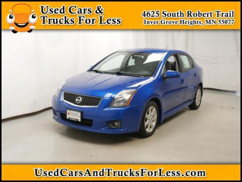 Pre-Owned 2011 Nissan Sentra  FWD Sedan