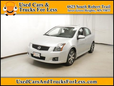 Pre-Owned 2012 Nissan Sentra  FWD Sedan