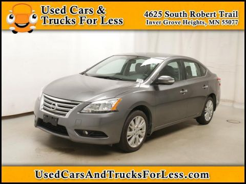 Pre-Owned 2015 Nissan Sentra  FWD Sedan