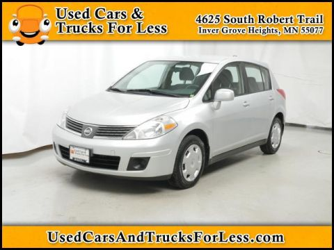 Pre-Owned 2009 Nissan Versa  Front Wheel Drive 4dr Car