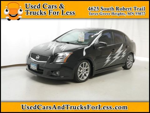 Pre-Owned 2008 Nissan Sentra SE-R Spec V FWD Sedan