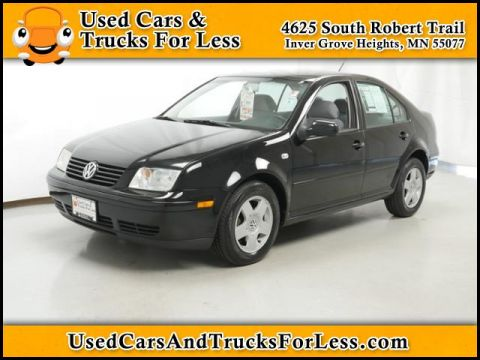 Pre-Owned 2002 Volkswagen Jetta Sedan   4dr Car