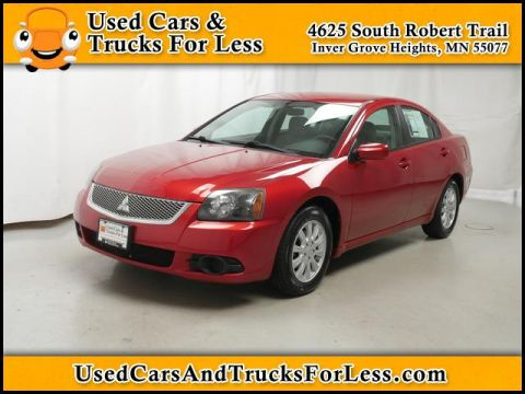 Pre-Owned 2011 Mitsubishi Galant  FWD Sedan