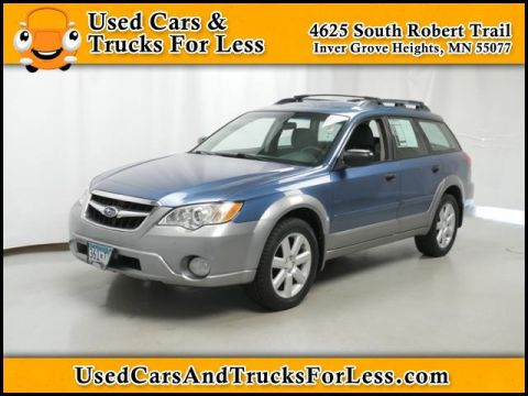 Pre-Owned 2008 Subaru Outback   Station Wagon