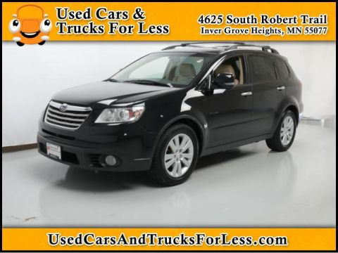Pre-Owned 2008 Subaru Tribeca  All Wheel Drive Sport Utility
