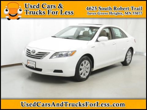 Pre-Owned 2008 Toyota Camry Hybrid  Front Wheel Drive 4dr Car