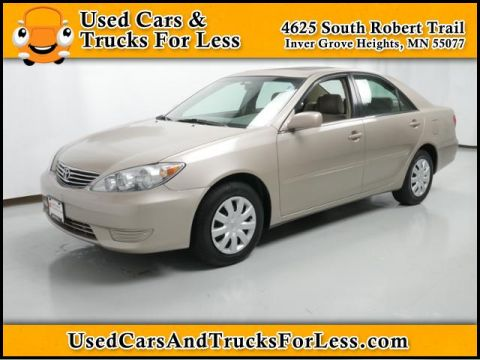 Pre-Owned 2006 Toyota Camry  Front Wheel Drive 4dr Car