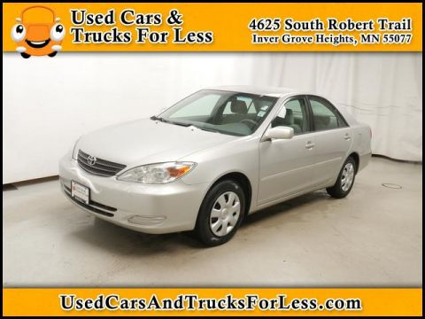 Pre-Owned 2004 Toyota Camry  FWD Sedan