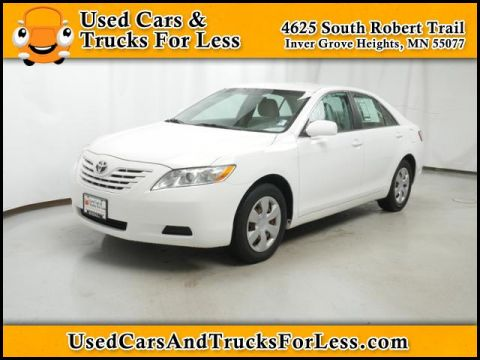 Pre-Owned 2007 Toyota Camry   4dr Car