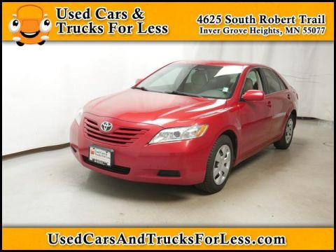 Pre-Owned 2009 Toyota Camry  FWD Sedan