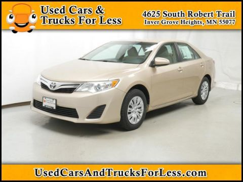 Pre-Owned 2012 Toyota Camry   4dr Car