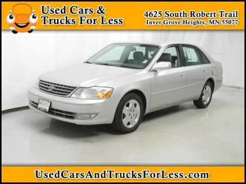 Pre-Owned 2004 Toyota Avalon   4dr Car