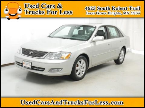 Pre-Owned 2002 Toyota Avalon   4dr Car
