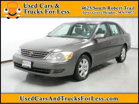 Pre-Owned 2003 Toyota Avalon  Front Wheel Drive 4dr Car
