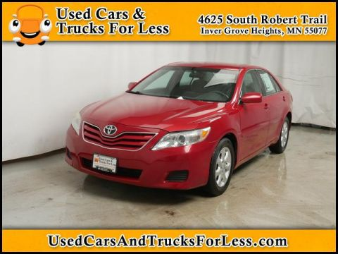 Pre-Owned 2011 Toyota Camry  FWD Sedan