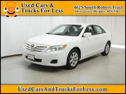 Pre-Owned 2010 Toyota Camry   4dr Car