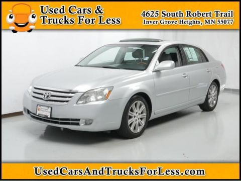 Pre-Owned 2006 Toyota Avalon  Front Wheel Drive 4dr Car