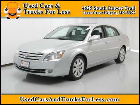 Pre-Owned 2005 Toyota Avalon  Front Wheel Drive 4dr Car