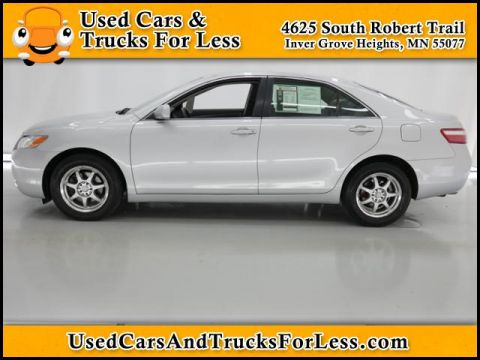 Pre-Owned 2007 Toyota Camry  Front Wheel Drive 4dr Car