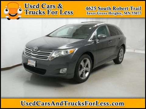 Pre-Owned 2010 Toyota Venza  Front Wheel Drive Station Wagon