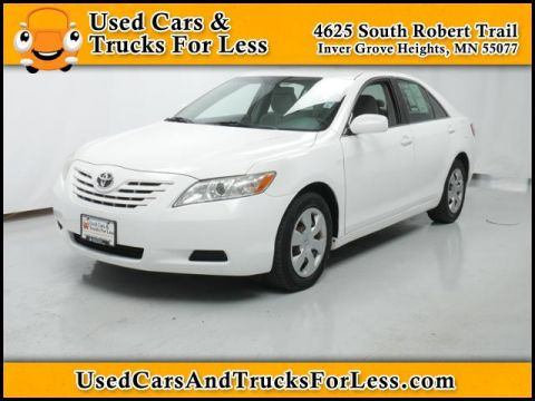 Pre-Owned 2009 Toyota Camry  Front Wheel Drive 4dr Car