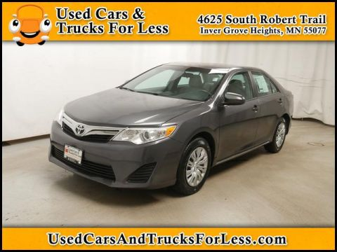 Pre-Owned 2013 Toyota Camry  FWD Sedan