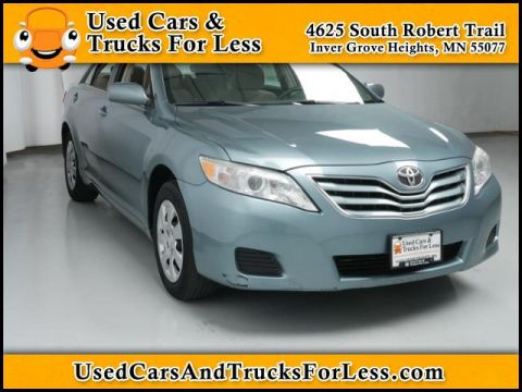 Pre-Owned 2010 Toyota Camry  Front Wheel Drive 4dr Car