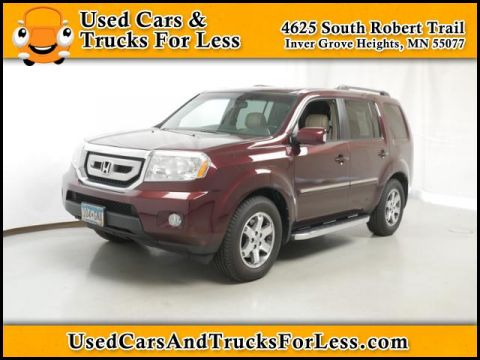 Pre-Owned 2009 Honda Pilot Touring 4WD