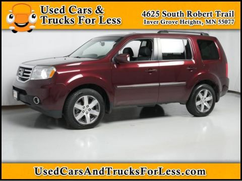 Pre-Owned 2012 Honda Pilot Touring 4WD