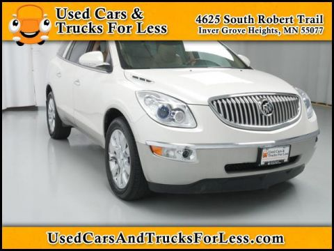 Pre-Owned 2011 Buick Enclave CXL-2 AWD