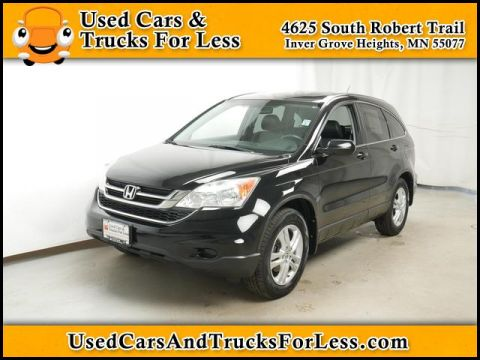 Pre-Owned 2011 Honda CR-V  AWD