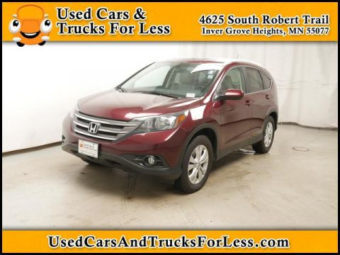 Pre-Owned 2013 Honda CR-V  AWD