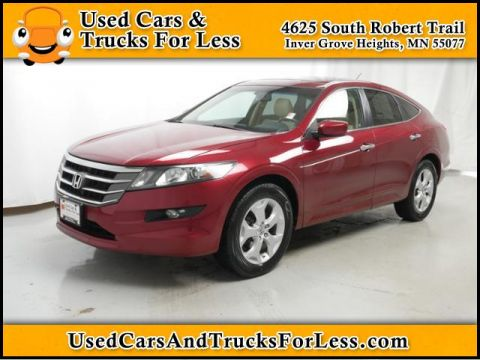 Pre-Owned 2010 Honda Accord Crosstour   4dr Car