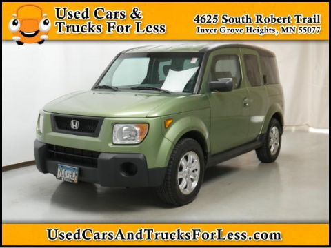 Pre-Owned 2006 Honda Element EX-P FWD Sport Utility