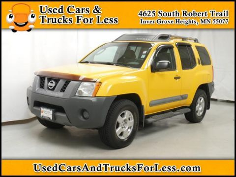 Pre-Owned 2007 Nissan Xterra  Four Wheel Drive Sport Utility