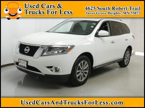 Pre-Owned 2015 Nissan Pathfinder   Sport Utility