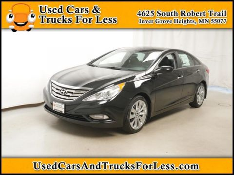 Pre-Owned 2013 Hyundai Sonata  FWD Sedan