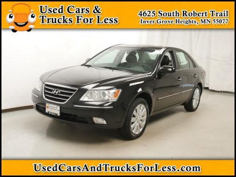 Pre-Owned 2009 Hyundai Sonata  FWD Sedan