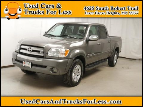 Pre-Owned 2005 Toyota Tundra  4WD