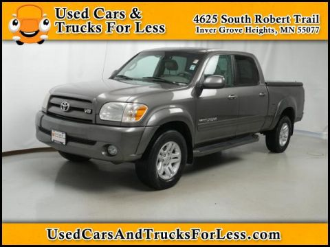 Pre-Owned 2006 Toyota Tundra  4WD