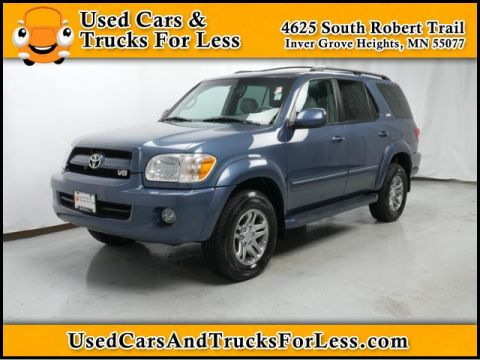 Pre-Owned 2007 Toyota Sequoia SR5 4WD