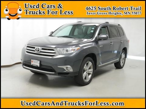 Pre-Owned 2011 Toyota Highlander  AWD