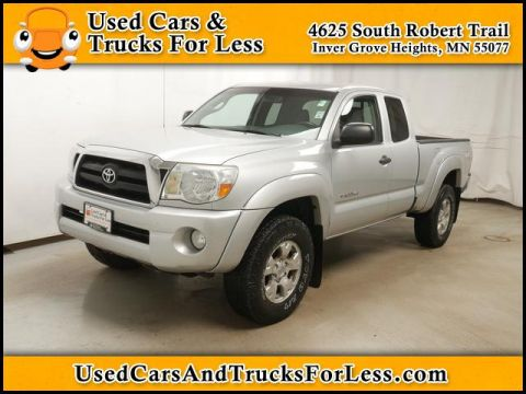 Pre-Owned 2006 Toyota Tacoma  RWD Truck