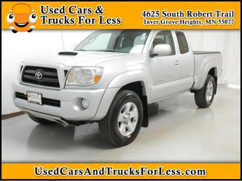 Pre-Owned 2008 Toyota Tacoma  Four Wheel Drive Extended Cab Pickup