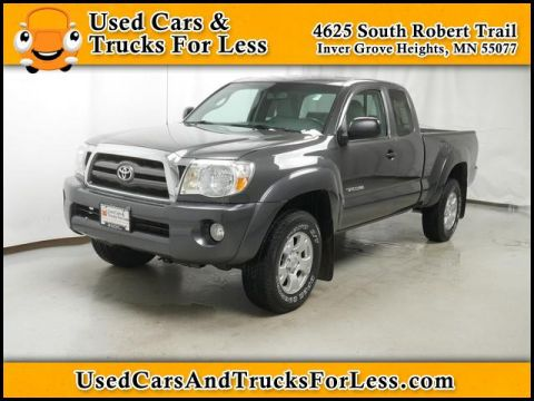 Pre-Owned 2010 Toyota Tacoma  4WD