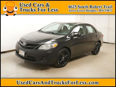 Pre-Owned 2012 Toyota Corolla  FWD Sedan