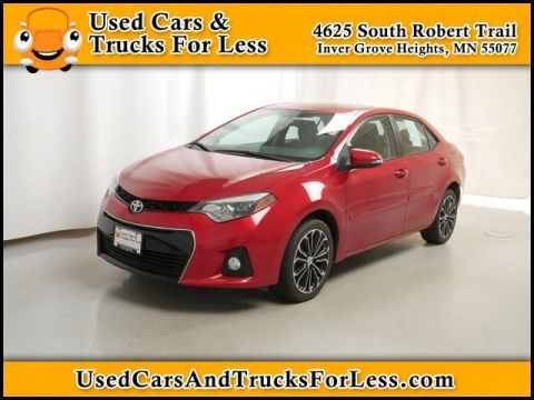 Pre-Owned 2014 Toyota Corolla  FWD Sedan