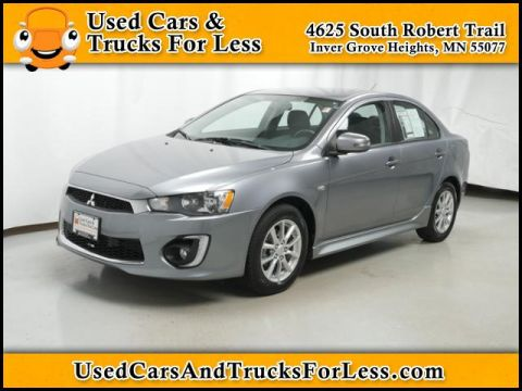 Pre-Owned 2016 Mitsubishi Lancer   4dr Car