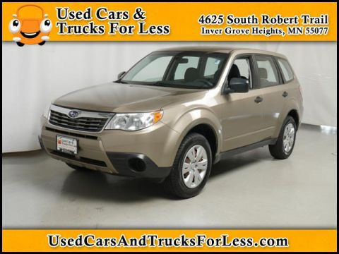 Pre-Owned 2009 Subaru Forester  All Wheel Drive Sport Utility