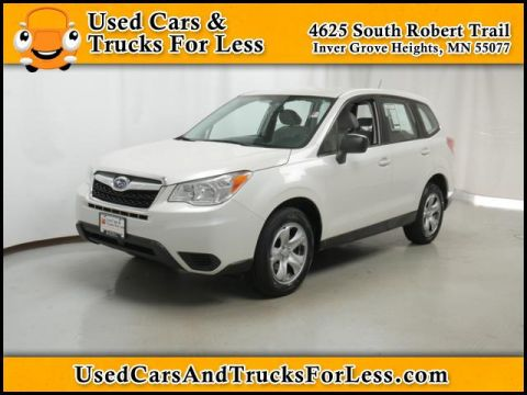 Pre-Owned 2015 Subaru Forester 2.5i AWD